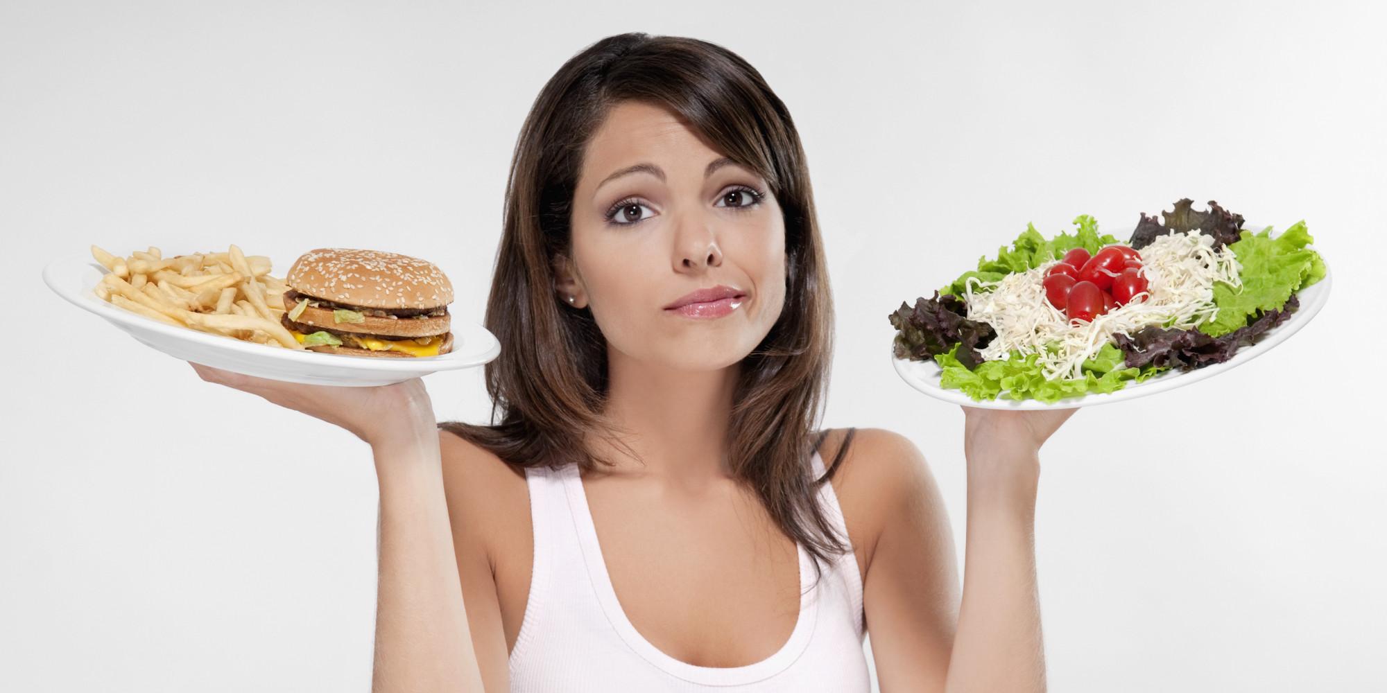 Польза правильного питания